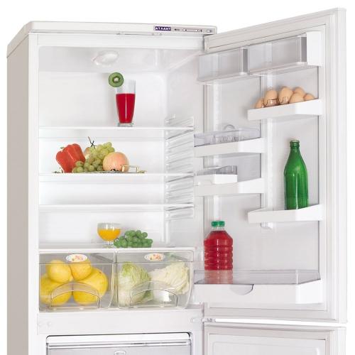 Обзор холодильников атлант_талантливая техника из белоруссии - двухкомпрессорный холодильник с продуктами