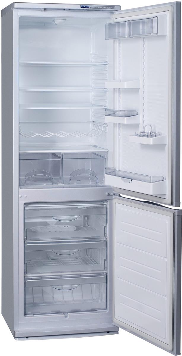 Обзор холодильников атлант_талантливая техника из белоруссии - двухкомпрессорный холодильник