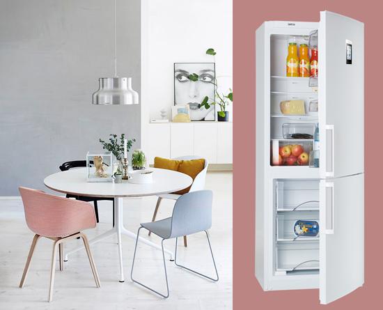 Обзор холодильников атлант_талантливая техника из белоруссии - холодильник атлант приоткрытый