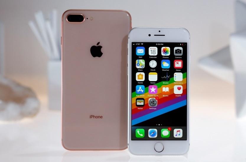 Обзор новых яблочных смартфонов iPhone 8 и iPhone 8 Plus – брать или не брать