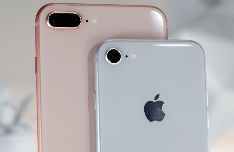 Обзор новых яблочных смартфонов iPhone 8 и iPhone 8 Plus – камеры