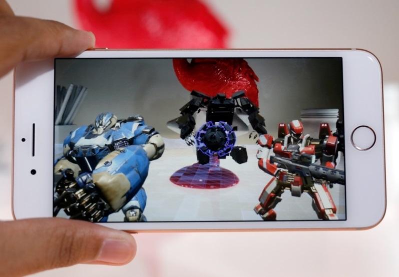 Обзор новых яблочных смартфонов iPhone 8 и iPhone 8 Plus – производительность