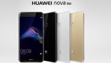 Обзор смартфона Huawei Nova Lite 2017