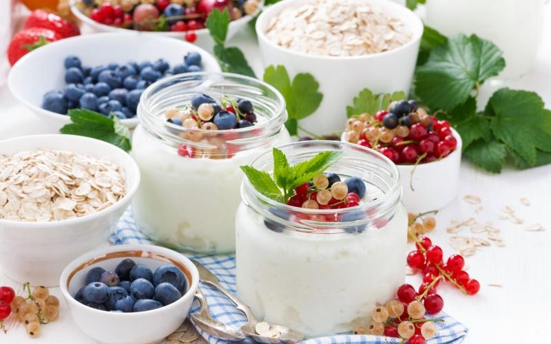 Папка «Фото», 7 помощников для похудения – готовимся к следующему лету – йогурт.