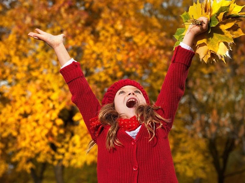 Папка «Фото», Сезонные продукты-осенний режим питания – осенняя прогулка.