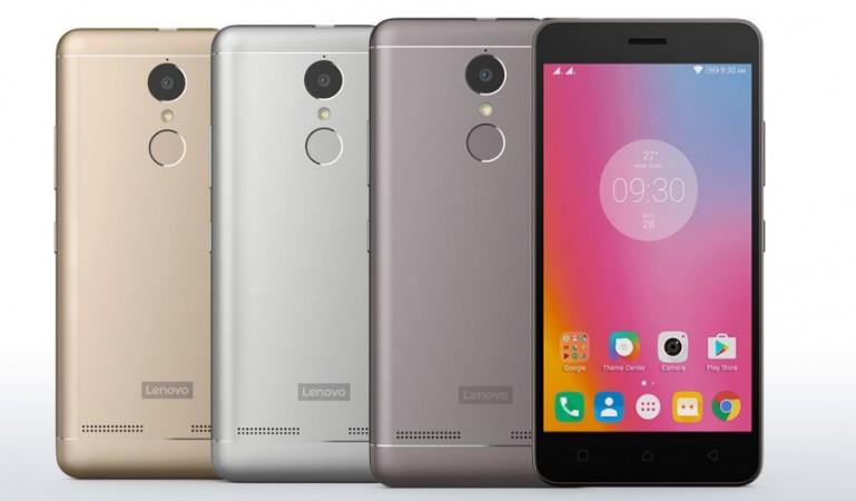 Папка «Фото», Сюрприз! Смартфон на подарок, который понравится каждому – Lenovo K6.
