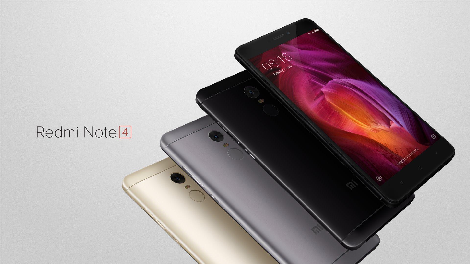 Папка «Фото», Сюрприз! Смартфон на подарок, который понравится каждому – Xiaomi Redmi Note 4.