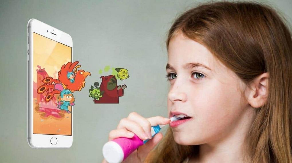 Play Brush-гаджет для детей для чистки зубов