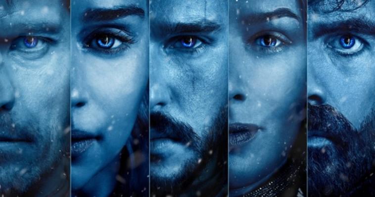 Последний сезон « Игры престолов».