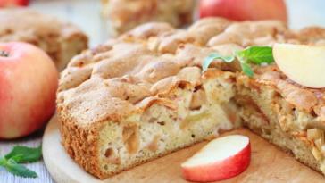 Шарлотка для чайников и невообразимо вкусный ЦВЕТАЕВСКИЙ ПИРОГ с яблоками.