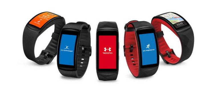 Samsung Gear Fit2 Pro-фитнес-браслет-новинка выставки