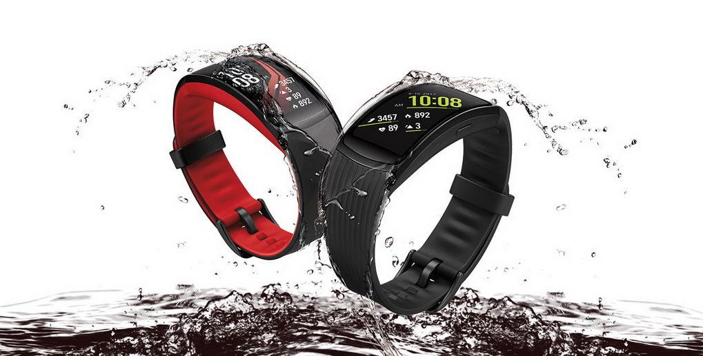 Samsung Gear Fit2 Pro-защита от воды