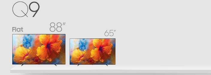 Samsung QLED TV-серия Q9