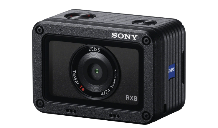Sony RX0-дизайн