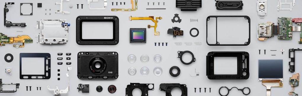 Sony RX0-составляющие