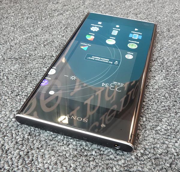 Sony Xperia XA1 Plus-дизайн модели экран фото 2