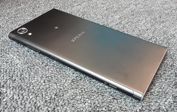 Sony Xperia XA1 Plus-дизайн модели