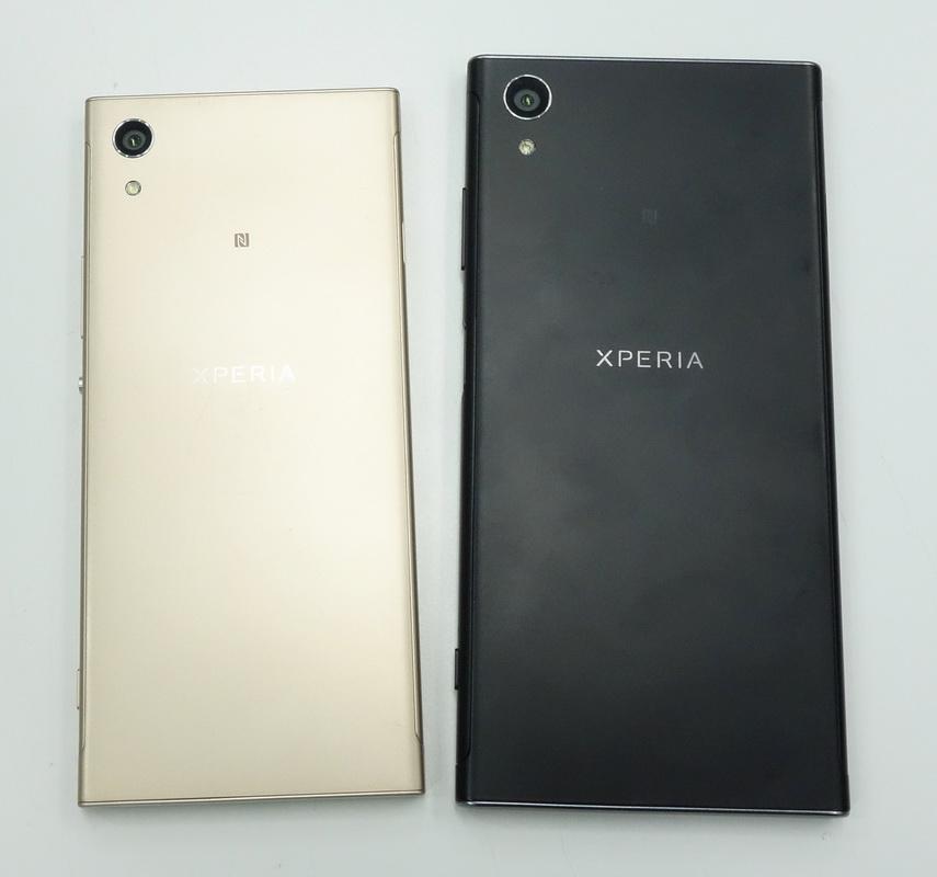 Sony Xperia XA1 Plus и Sony Xperia XA1-сравнение фото 2