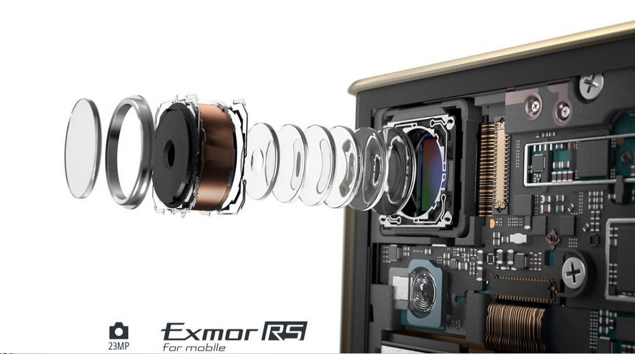 Sony Xperia XA1 Plus-сенсор Exmor RS