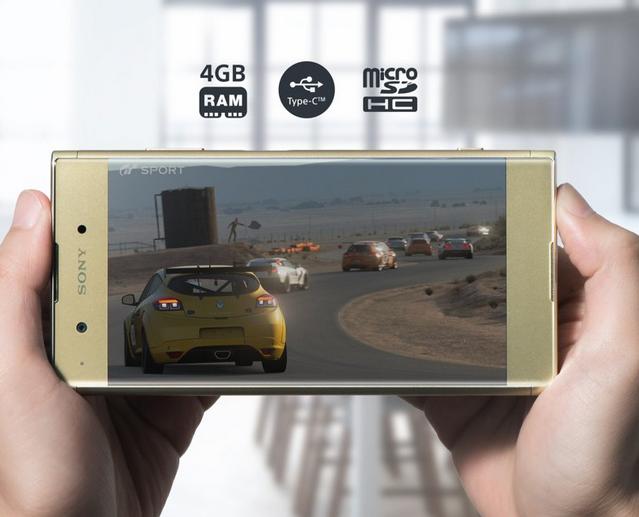 Sony Xperia XA1 Plus-технические спецификации