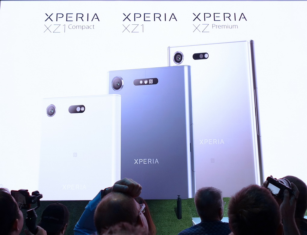 Sony-презентация на IFA-2017