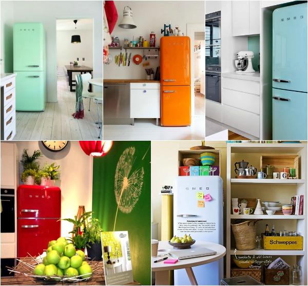 Старый-новый холодильник