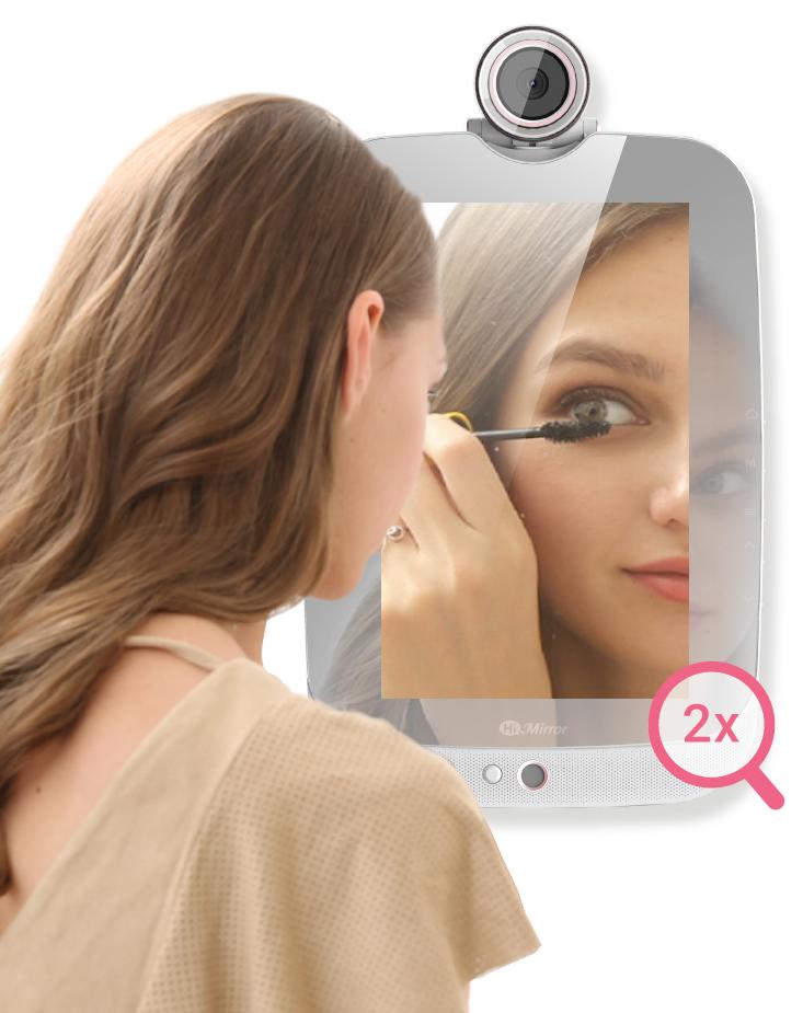 Умное зеркало Hi Mirror Plus-для безупречной кожи и макияжа