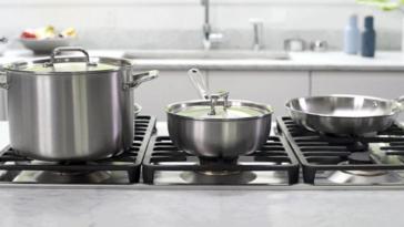 Унікальний набір- допоможе поліпшити ваш досвід на кухні.