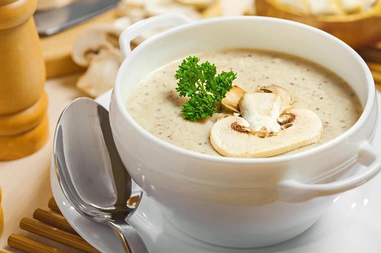 Все, наш суп готов