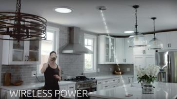 Wi-Charge перетворить кімнату в бездротовий зарядний пристрій