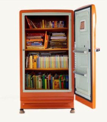 Холодильник-шафа