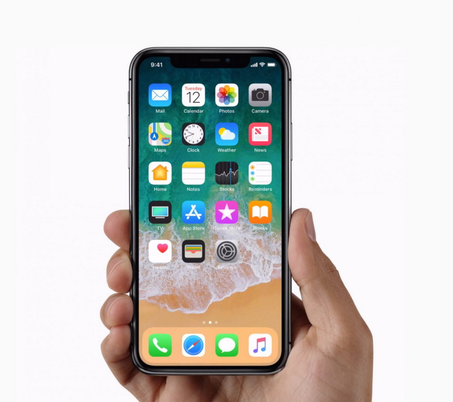 iPhone X-Face ID technology