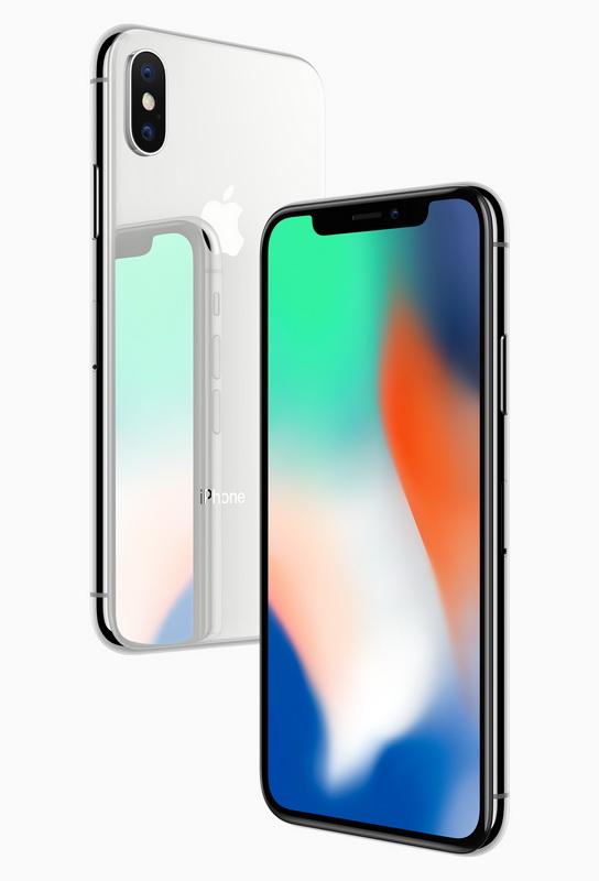 iPhone X-ракурсы