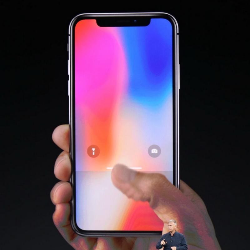 iPhone X-смартфон-новинка фото