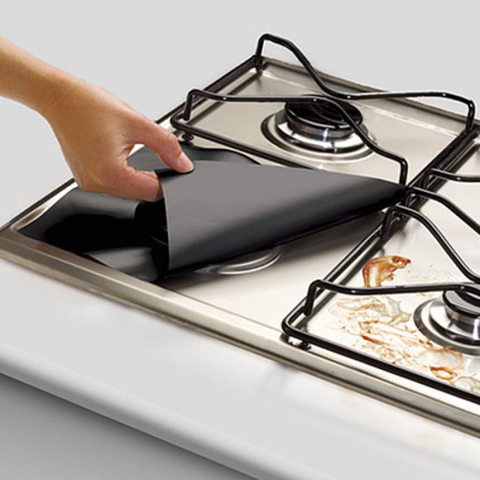 Чем быстро и безопасно очистить газовую плиту - как уберечь плиту от загрязнений