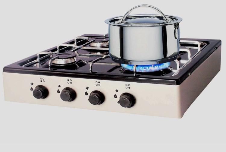 Чем быстро и безопасно очистить газовую плиту - настольная газовая плита