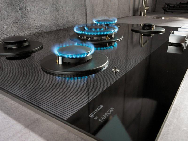 Чем быстро и безопасно очистить газовую плиту - встраиваемая варочная панель