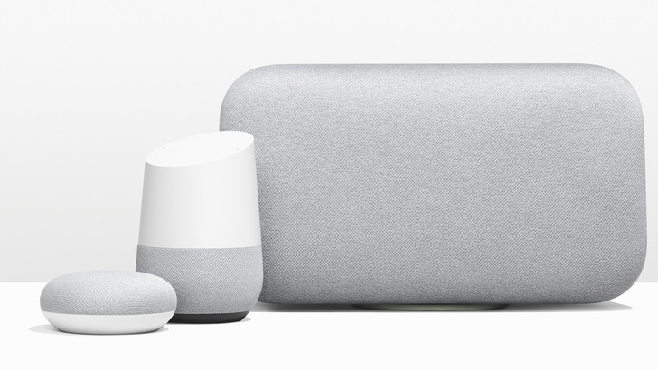 Google Home-Google Home Mini и Google Home Max