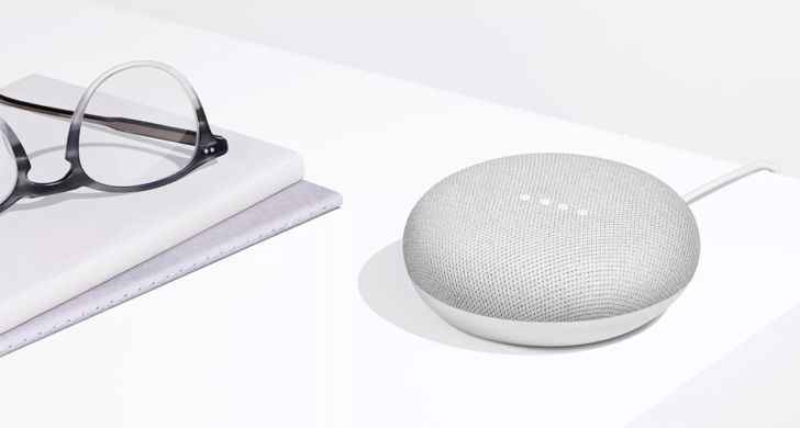 Google Home Mini-фото