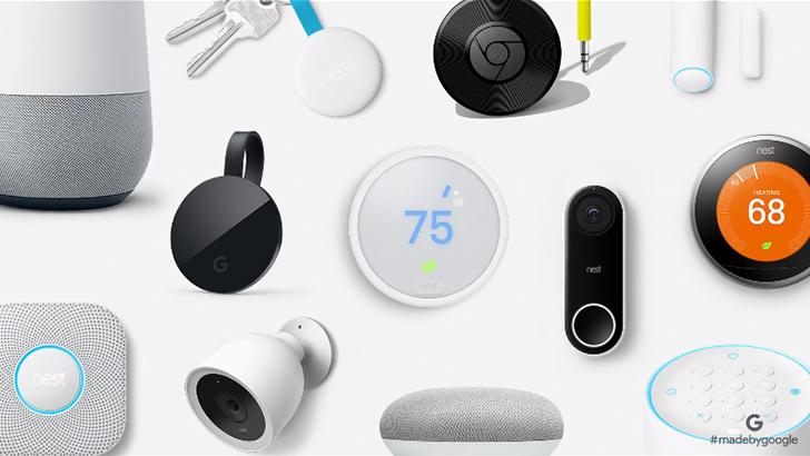 Google Home-взаимодействие с устройствами для умного дома