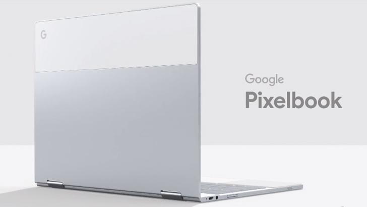 Google Pixelbook-дизайн новинки фото 2
