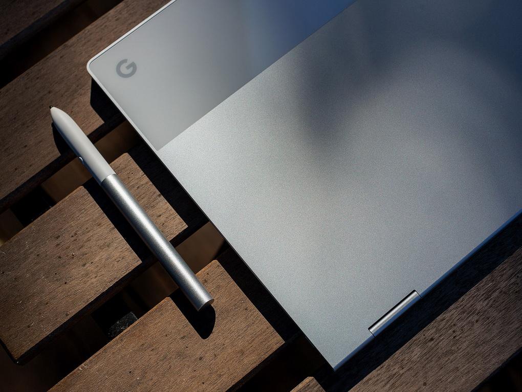 Google Pixelbook-фото 1