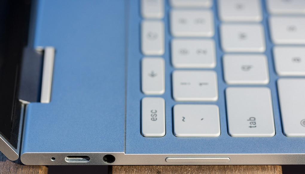 Google Pixelbook-фото 2 клавиатура