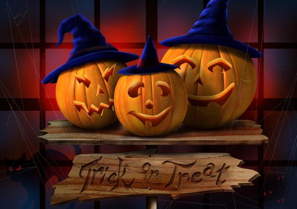 Хэллоуин-традиции