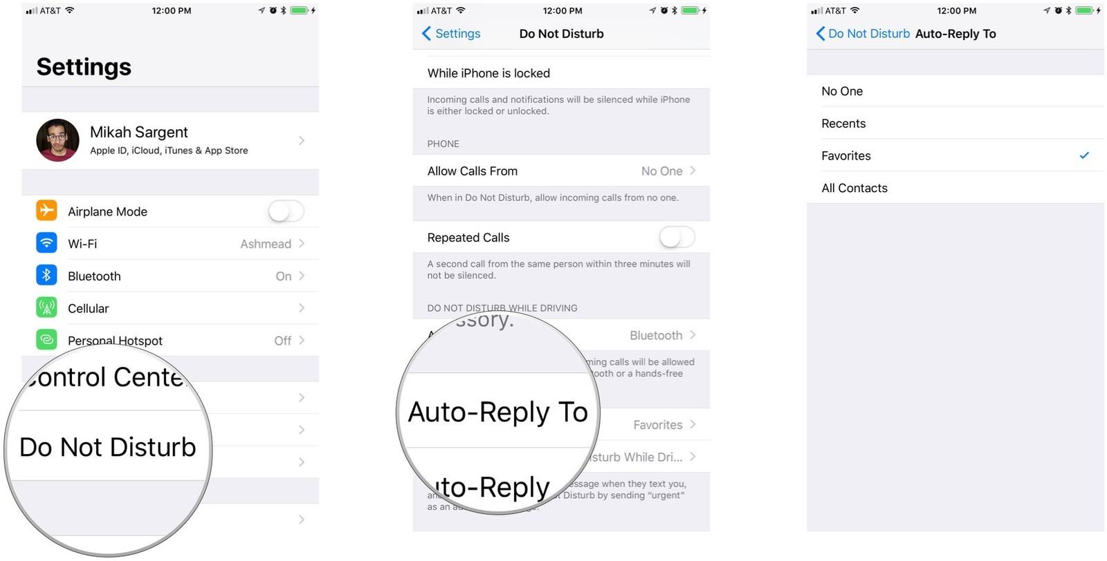 Как пользоваться режимом «Не беспокоить водителя» в iOS 11 – фото 3