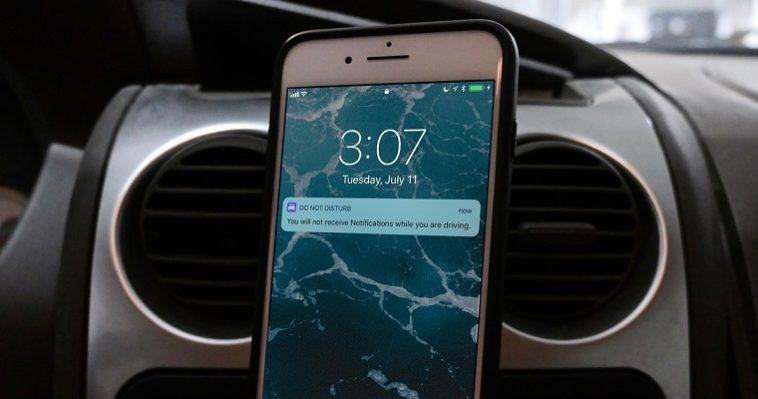 Как пользоваться режимом «Не беспокоить водителя» в iOS 11