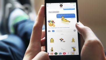 Как пользоваться стикерами и приложениями в iMessage на iPhone и iPad - главное фото