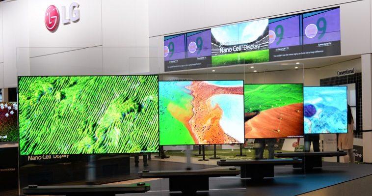LG представила на IFA 2017 новый модельный ряд телевизоров