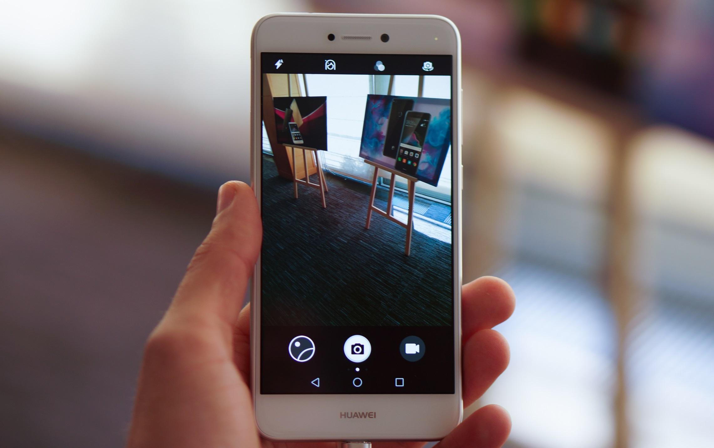 Лучшие бюджетные смартфоны последних лет обзор – Huawei Nova lite 2017 (3)