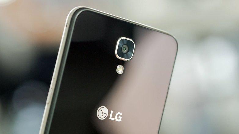 Лучшие бюджетные смартфоны последних лет обзор – LG K500 X View (3)